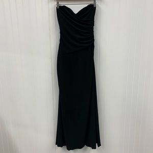 LAUNDRY 0 gorgeous strapless gown B